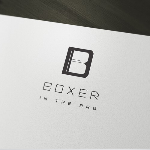 Create brand logo that exudes masculine sensuality