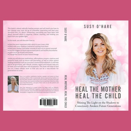 Heal the Mother Book Cover