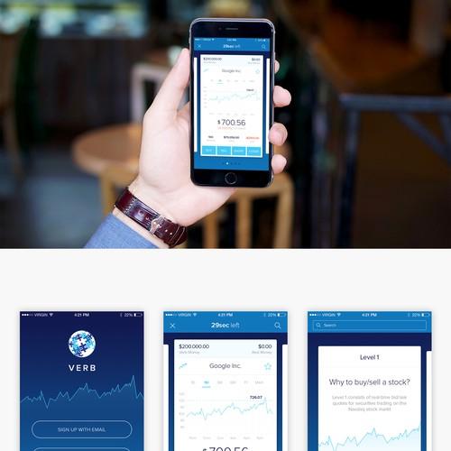 Trade Stock App