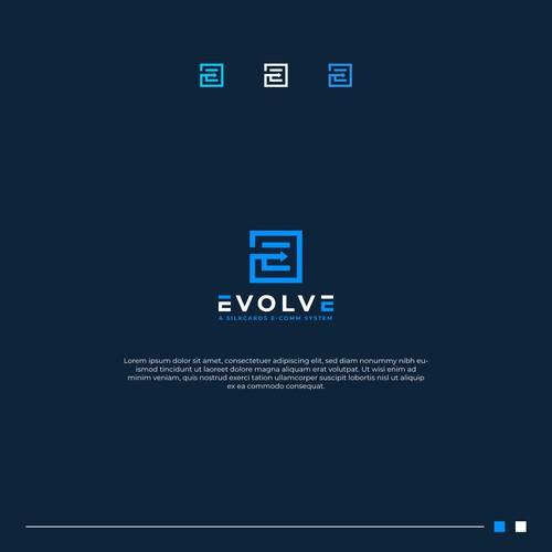 Logo for Evolve