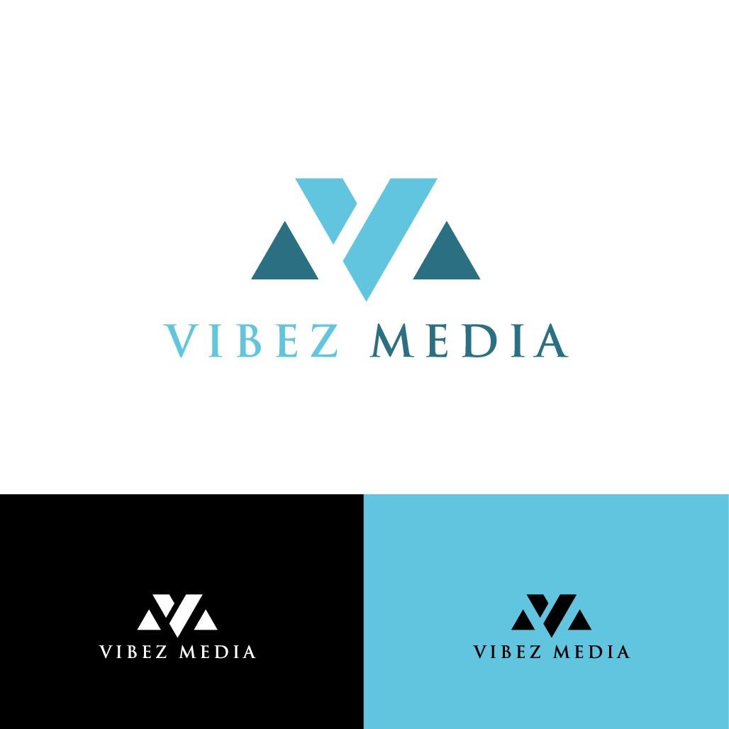 Vibez Media needs a cutting edge logo with a crisp design