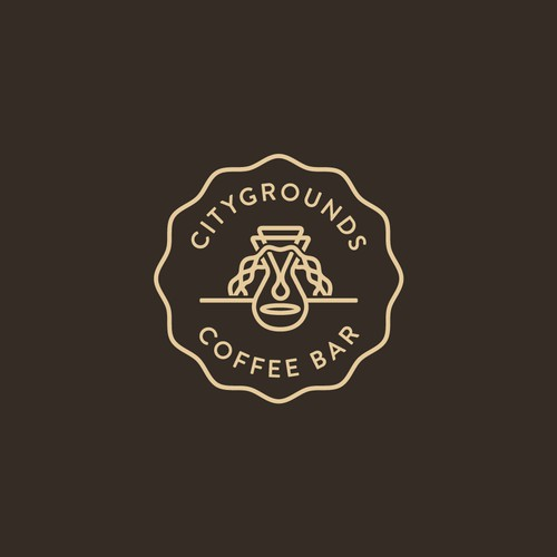 Coffee Shop Logo Project