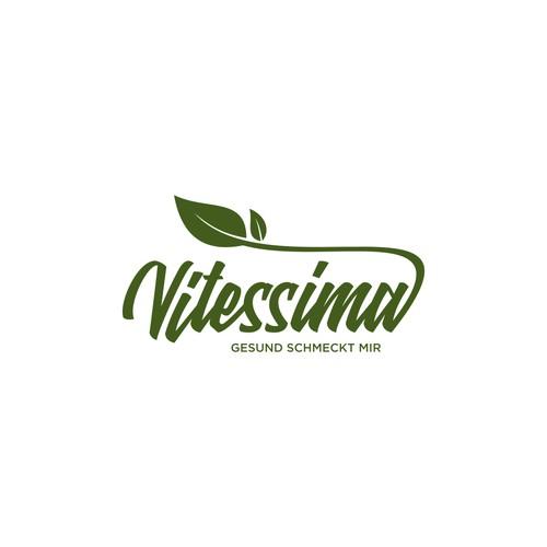 Erstellen Sie ein innovatives Logo für ein innovatives Produkt: Vitessima