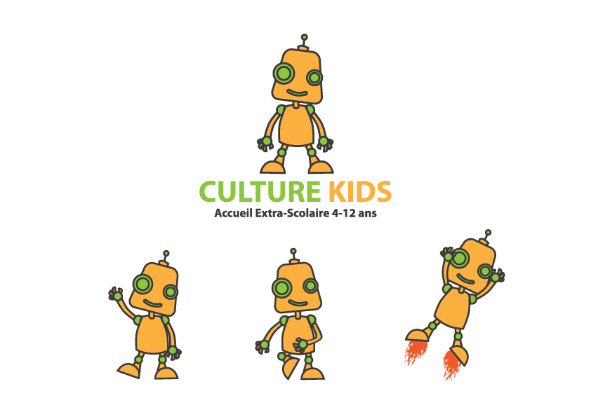 """Create a logo for """"Culture Kids"""" - Childcare services"""