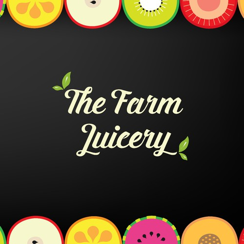 Evoke a feeling of freshness and wellness : main image of a cold pressed juices website