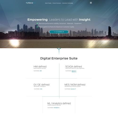 AchieveDE Website