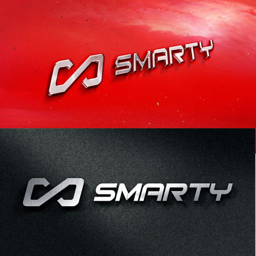 Elegant logo for smarty