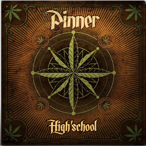 Pinner - High'school cover