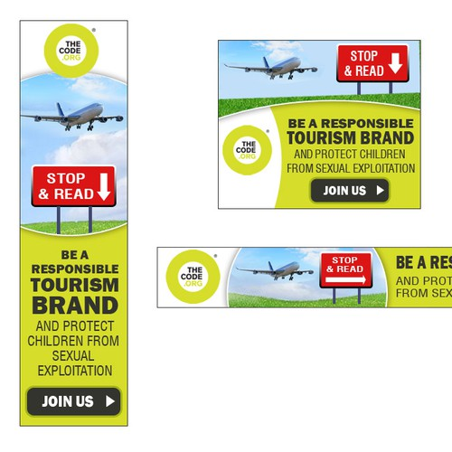 tourism banner ads