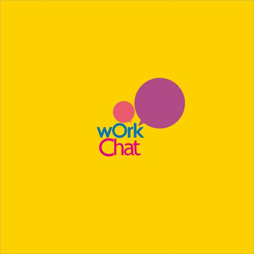 Logo concept for Work Chat