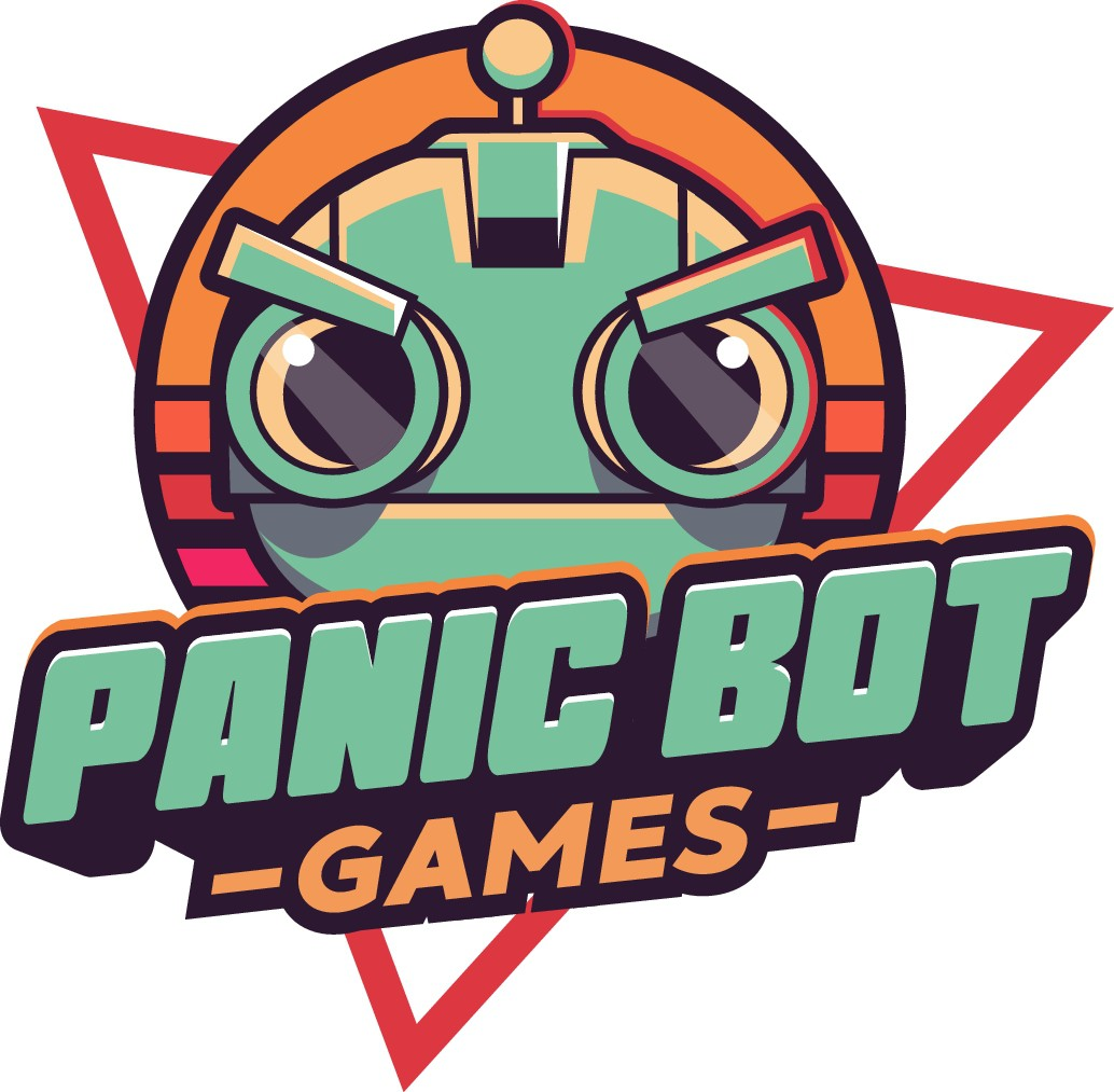 Panic Bot Games needs your unique talent to help define the face of our future games!