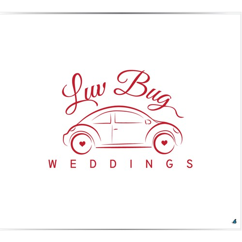 Luv Bug Weddings needs a new logo