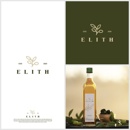 Elith olives oil
