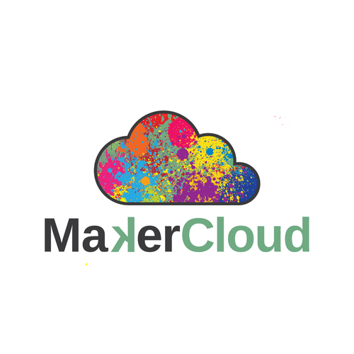Maker Cloud Logo