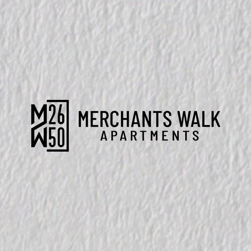 2650 Merchants Walk Apartments — Apartment Complex for Young Professionals - Logo Needed!