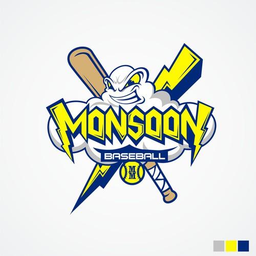 Monsoon baseball