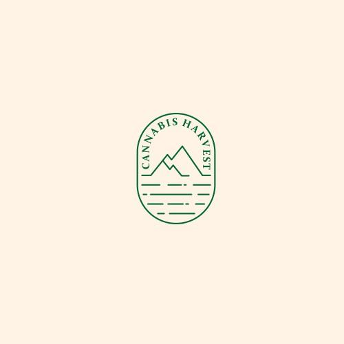 mountain + river