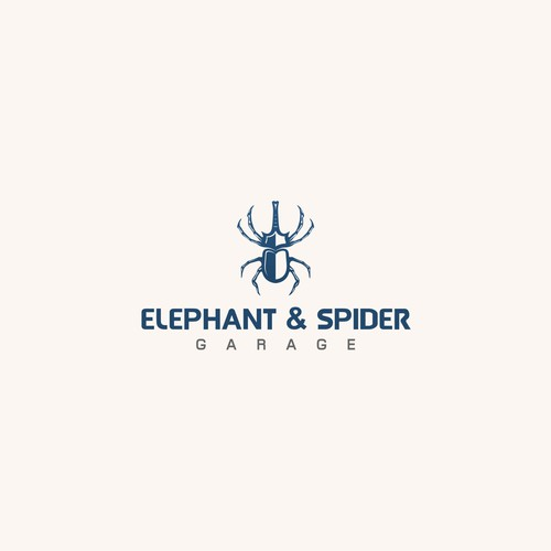 Elephant spider garage