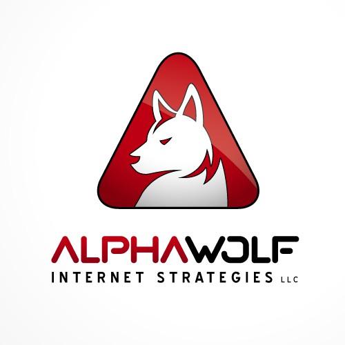 Alpha Wolf Internet Strategies LLC Logo