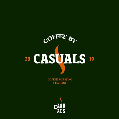 """CASUALS"" coffee roasting company"