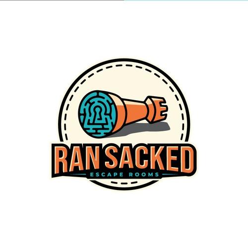 Logo for RanSacked