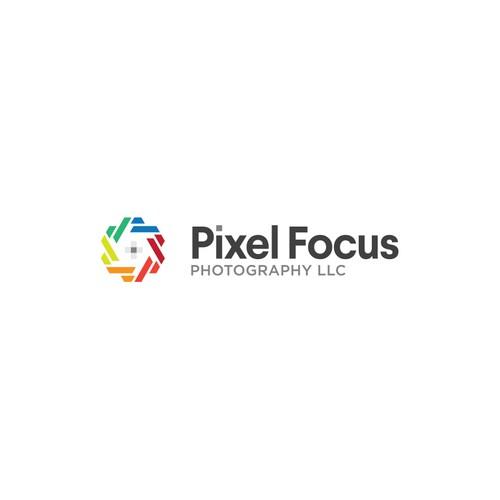 Pixel Focus logo