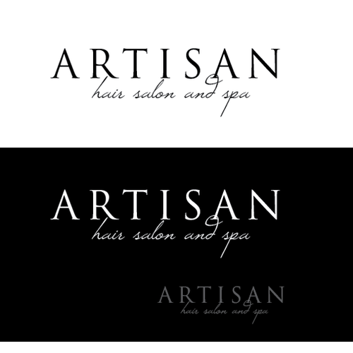 Create the next Logo Design for Artisan  Hair Salon and Spa