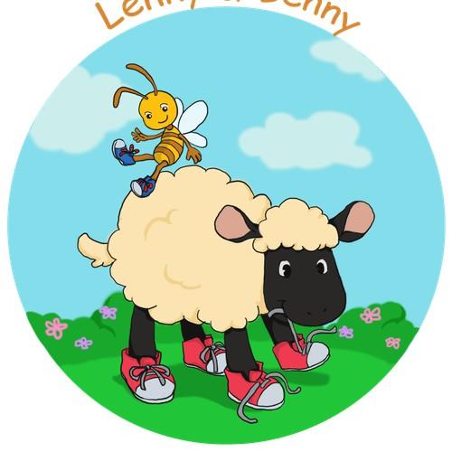 Logo design for child product