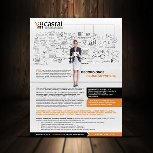 CASRAI Member Flyer