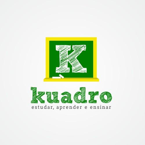 Kuadro Logo Design