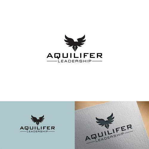 logo for writing agency