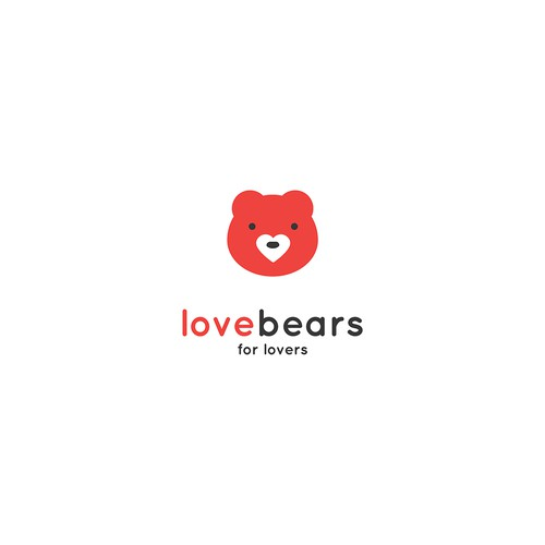 Logo concept for potency-enhancing gummy bears
