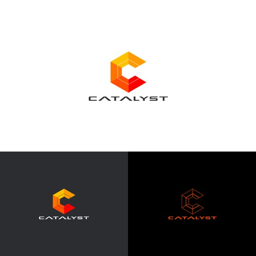 Catalyst - Define the brand for a new organizational management tool