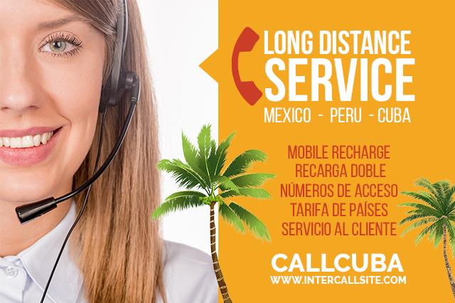 Long distance services