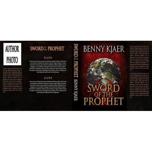 Thriller Book Design - New Author!