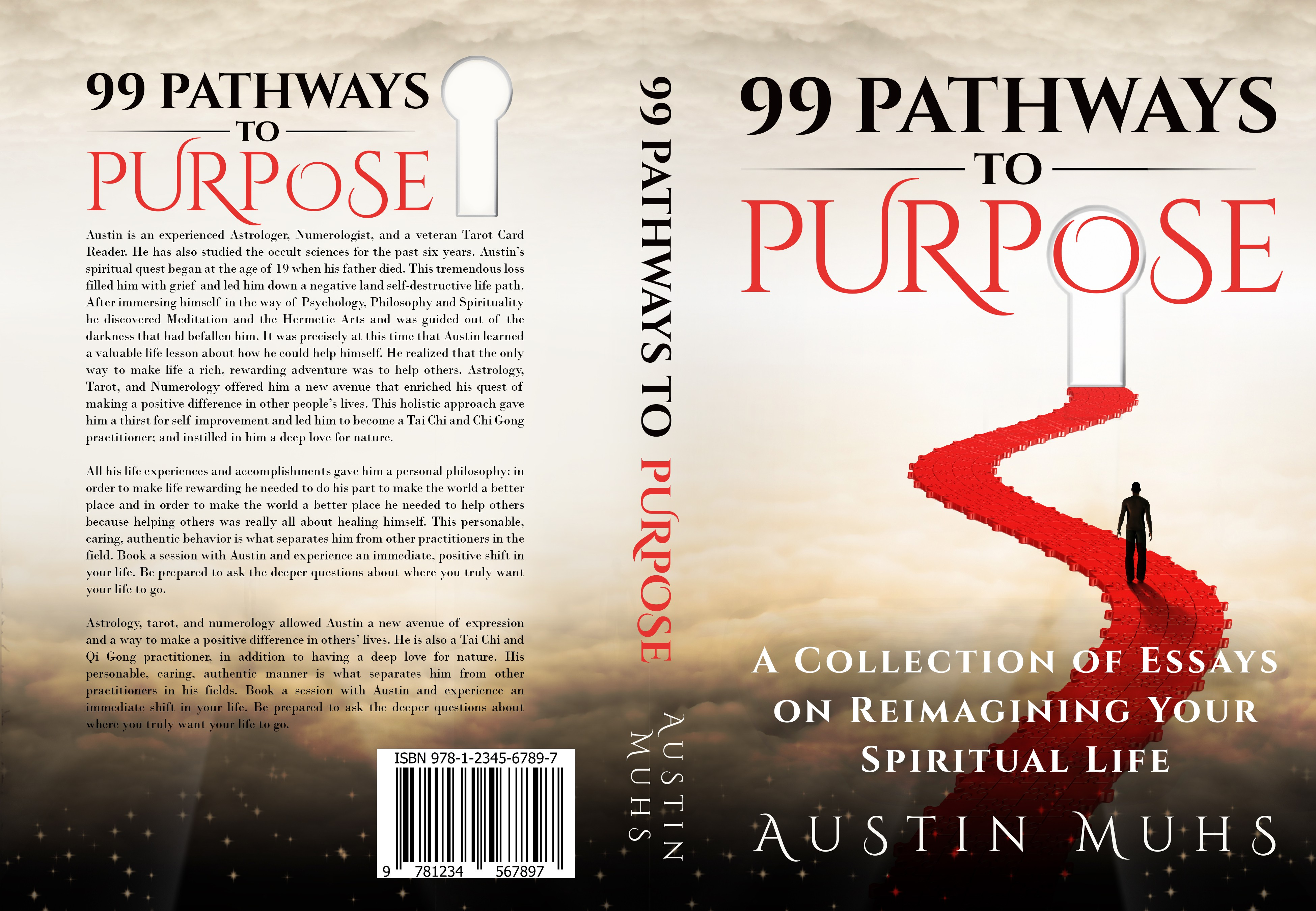 Inspirational Coffee Table Book w/ Guaranteed Publicity Needs Amazing Cover!