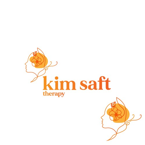 Psychologist personal brand Logo