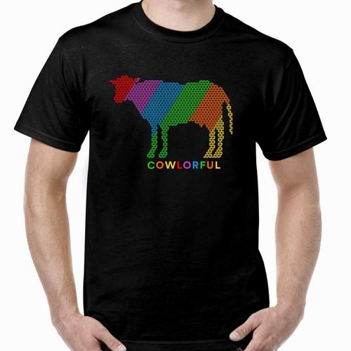 t shirt design FARM
