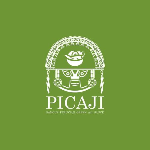 Peruvian Green Aji Sauce Label