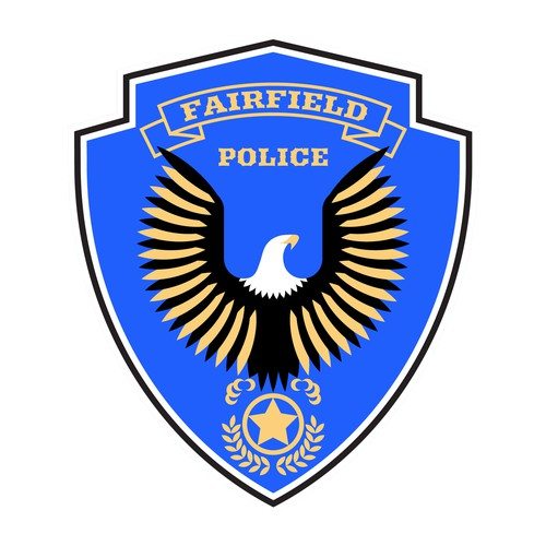 Redesign of the shoulder patch for the police department