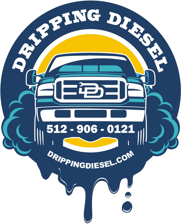 Dripping  Diesel Font Edit