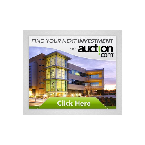 New banner ad wanted for Auction.com
