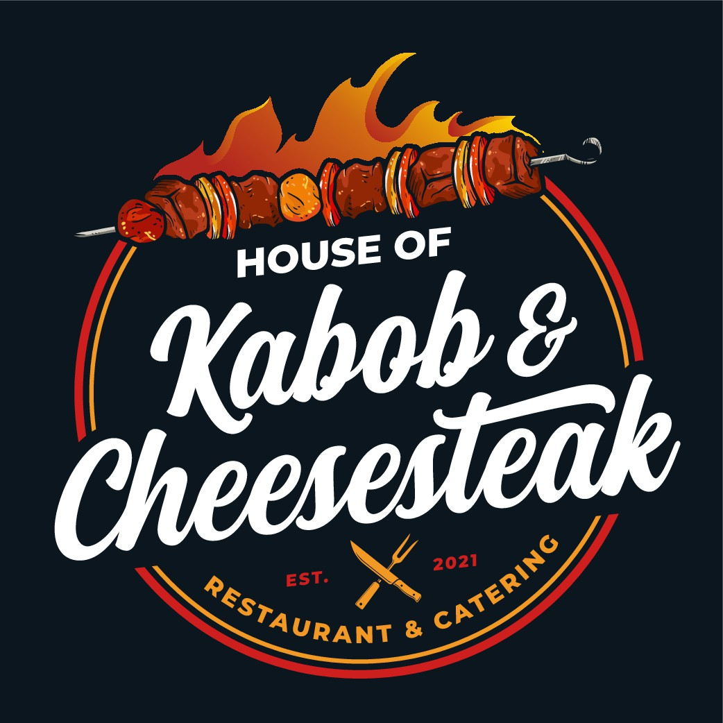 Set the vibe for my new delicious kabob & cheesesteaks restaurant by creating an edgy logo
