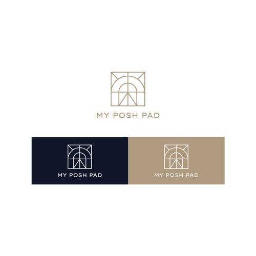 MYPOSHPAD Winning Logo
