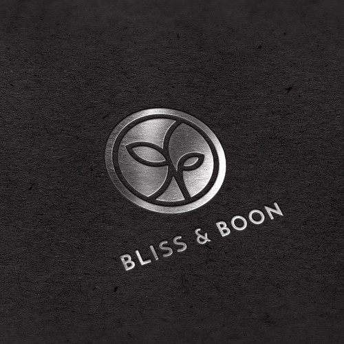 logo for new wellness retreat company