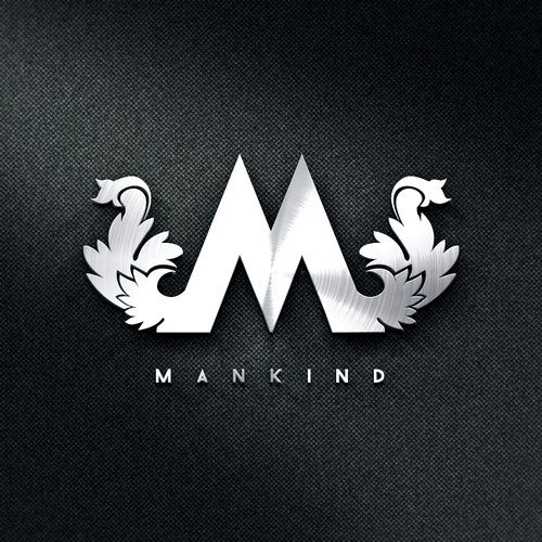 Logo concept for man fashion brand