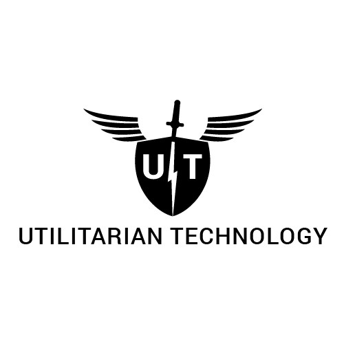 Utilitarian Technology logo by Csabi XP