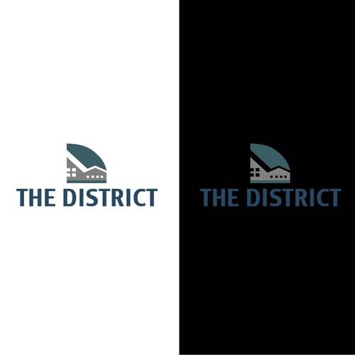 logo concept for community center