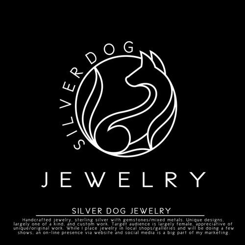 Silver Dog Jewelry