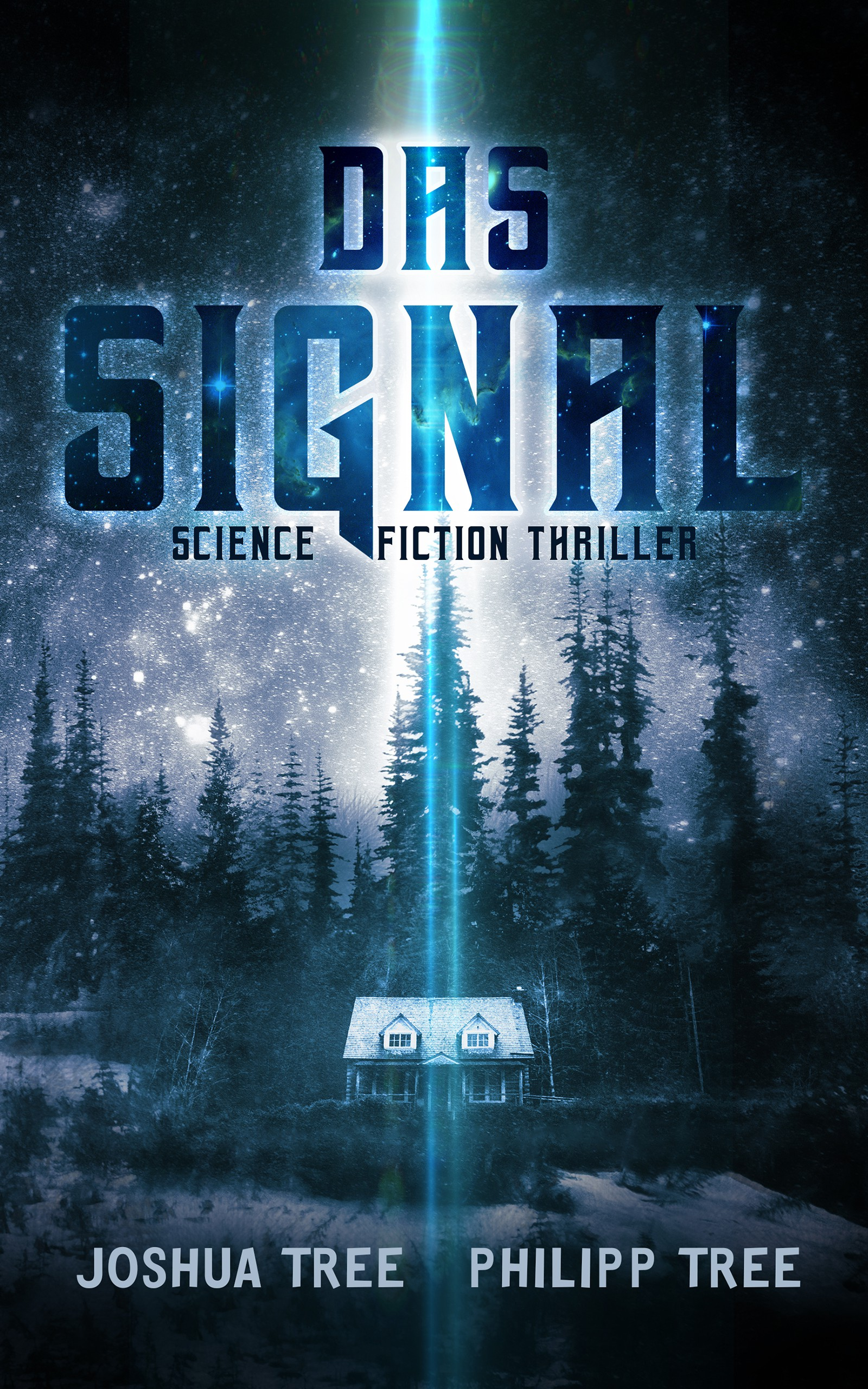 Cover for Science Fiction Novel: The Signal